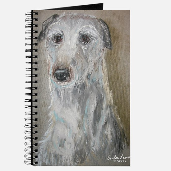 """Dear Darby"" a Deerhound Journal"