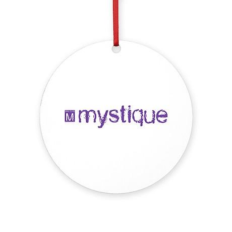 BBW Club Mystique - Ornament (Round)