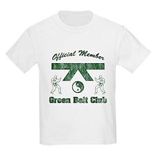 Green Belt Club - Vintage T-Shirt