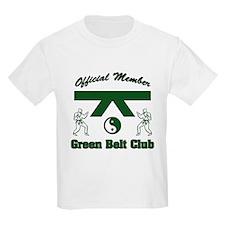 Green Belt Club T-Shirt