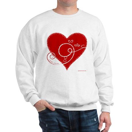 Eshgh (Love in Persian) Sweatshirt