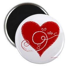 Eshgh (Love in Persian) Magnet