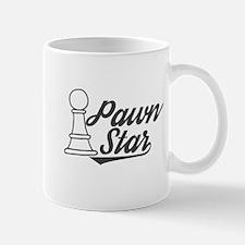 Pawn Star Chess Club Mugs