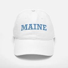 Vintage Maine Baseball Baseball Cap