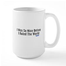 I Ruled Mug