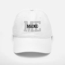 ME Maine Baseball Baseball Cap