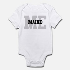 ME Maine Infant Bodysuit