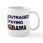 Outraged Mug