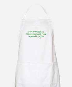Marley Quote BBQ Apron