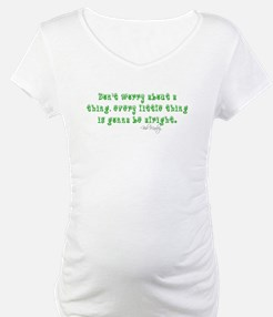 Marley Quote Shirt