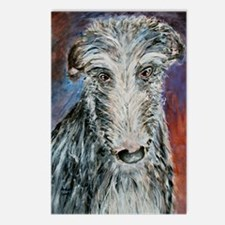 A Scottish Deerhound Postcards (Package of 8)