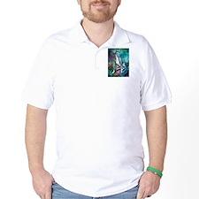 A Greyhound T-Shirt