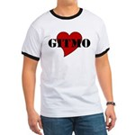 Love Gitmo Ringer T