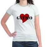 Love Gitmo Jr. Ringer T-Shirt