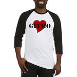 Love Gitmo Baseball Jersey