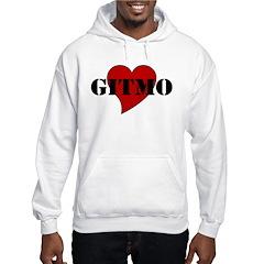 Love Gitmo Hoodie