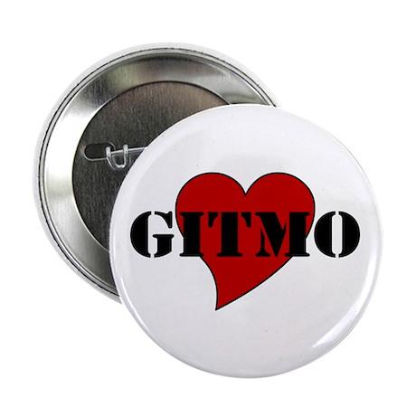"""Love Gitmo 2.25"""" Button (100 pack)"""