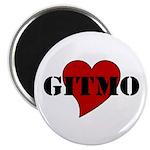 Love Gitmo Magnet