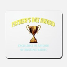 Father's Day Award Mousepad