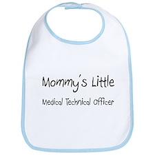 Mommy's Little Medical Technical Officer Bib