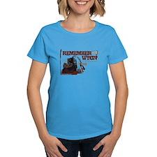 Women's Blue T-Shirt