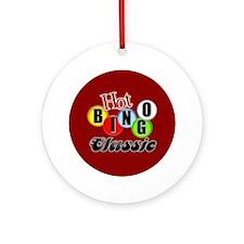 Bingo Classic Ornament (Round)