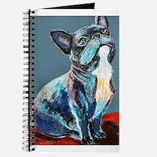 """Frenchman"" a French Bulldog Journal"
