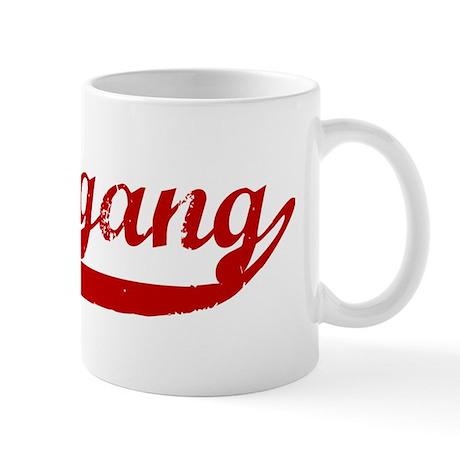 Wolfgang (red vintage) Mug