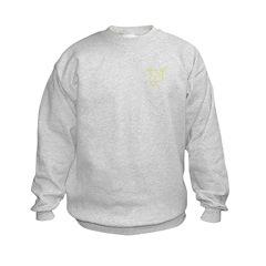 Yellow Peace Dove Sweatshirt