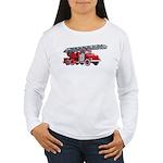 Fire Engine Women's Long Sleeve T-Shirt