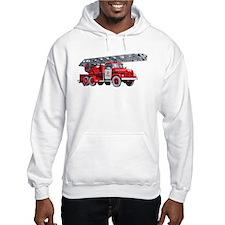Fire Engine Hoodie Sweatshirt