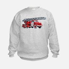 Fire Engine Sweatshirt