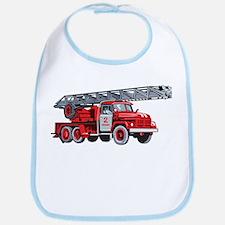Fire Engine Bib