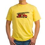 Fire Engine Yellow T-Shirt