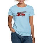 Fire Engine Women's Light T-Shirt