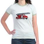 Fire Engine Jr. Ringer T-Shirt