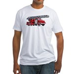 Fire Engine Fitted T-Shirt