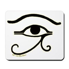 The Eye of Horus 2 Mousepad