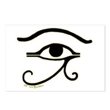 The Eye of Horus 2 Postcards (Package of 8)