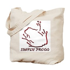 Simply Frogg --> Tote Bag