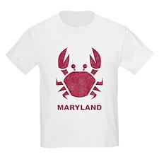 Crab Maryland T-Shirt