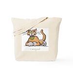 Catnipped Tote Bag