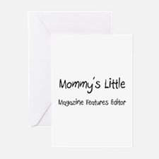 Mommy's Little Magazine Features Editor Greeting C
