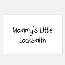 Mommy's Little Locksmith Postcards (Package of 8)