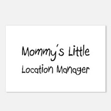 Mommy's Little Location Manager Postcards (Package