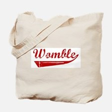 Womble (red vintage) Tote Bag