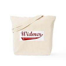 Widmer (red vintage) Tote Bag