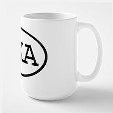 QKA Oval Mug