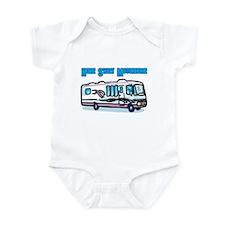 Home Sweet Motorhome Infant Bodysuit