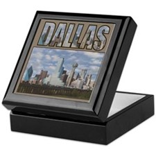 Cute Texan Keepsake Box